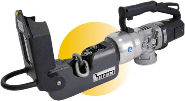 Elektro-hydraulische Kettenschneider