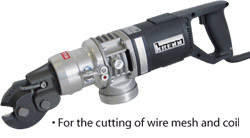 Electro-hydraulic Steel Cutter KPC-12