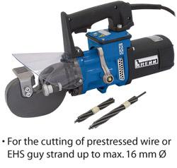 Electro-hydraulic Steel Cutter KTR-19 N