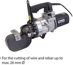 Electro-hydraulic Steel Cutter KTR-26