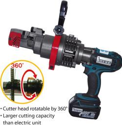 Electro-hydraulic Steel Cutters