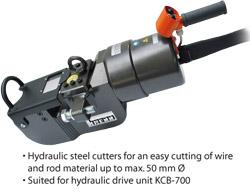 Cutter tool KT-50