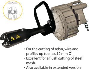 Pneumatic Steel Cutter KRC-12